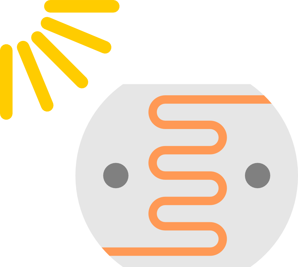 CodeBug – How do LDRs work